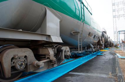 Race Track Striping Test Track Striping Railroad Yard